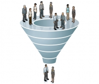 What is a funnel and what does funnel mean?