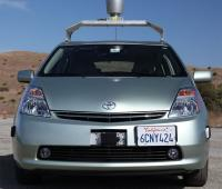 Driverless Cars: from January the Google Car on the streets of London