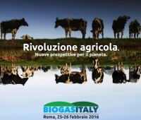 Exhibition Biogas Italy 2016, second edition in an exceptional location