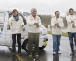 Electric car runs record setting: 807 miles on one charge