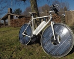 SolarBike: the e-bike powered by solar energy in the wheels and in the frame