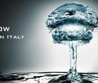 Wow, the plant for radioactive water purification with the made in Italy technology
