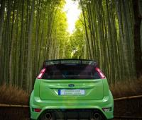 Sutainable mobility thanks to bamboo inside the car