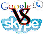 Google presents the web calls and the challenge begins with Skype