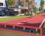 Strada in plastica riciclata: la Plasticroad si snoda a Rotterdam