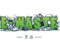 Dispositivi in materiale riciclato per la riduzione dei rifiuti elettronici
