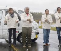 Record Auto elettrica: 1.300 km con una carica