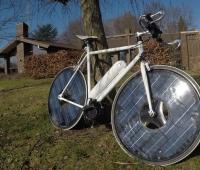SolarBike: la bicicletta ad energia solare ecosostenibile nelle ruote e nel telaio