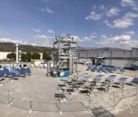 Energia solare dalla sabbia grazie all'impianto solare termodinamico made in Italy, STEM®