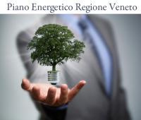 Piano energetico regione Veneto pubblicato ufficialmente