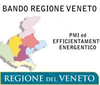 Bando per efficientamento energetico in Veneto da 12 milioni di euro per le PMI