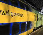 Treno ad energia eolica per ridurre le emissioni in Olanda