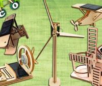 e4e.it i migliori giochi solari in legno ed ecologici