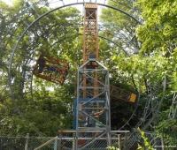 Giostre senza energia elettrica: a Treviso il luna park ecosostenibile