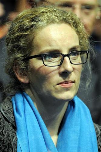 Ministro ecologia francese, Delphine Batho
