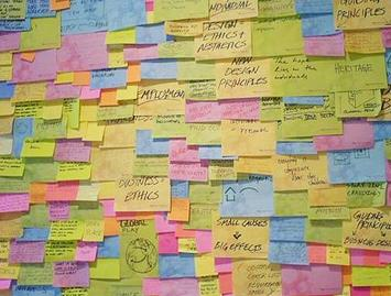 Stop a troppi post it