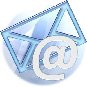 intestazione mail commerciale