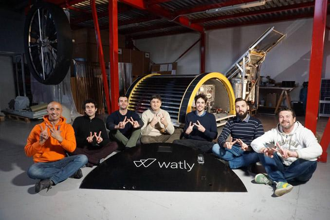 Watly energy: electricity,drinking water and internet wifi