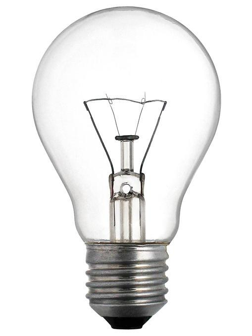 Incandescent light bulb ban on the sale