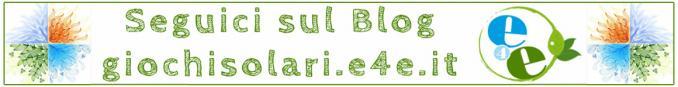 Blog online per recensioni articoli in legno, commenti gadget fotovoltaici, opinioni giochi solari