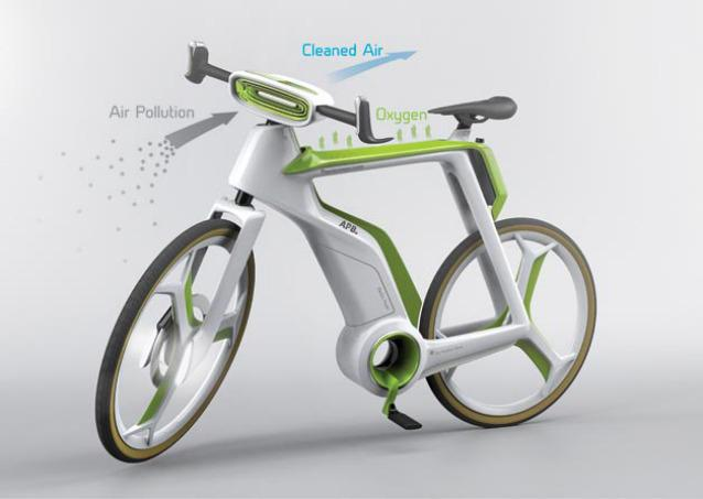 Bicycle Eco no smog