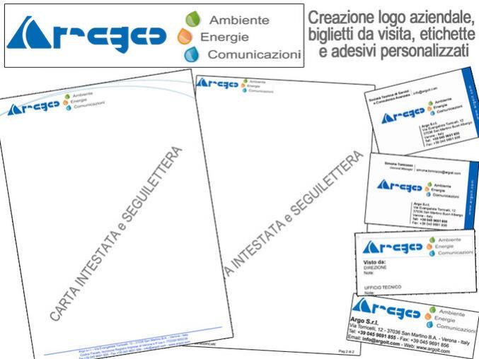 Gruppo Argo Verona, servizi Flyer to Web & Web to Flyer