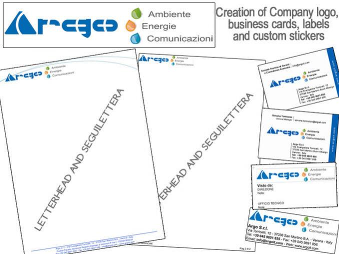 Argo Group Verona, Flyer to Web & Web to Flyer services